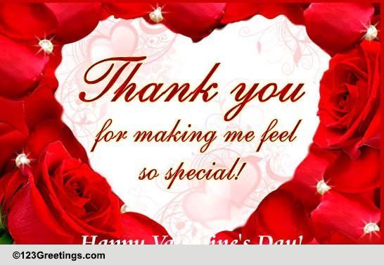 Heartfelt Thank You Free Thank You Ecards Greeting Cards 123