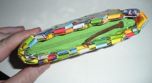View of Zipper