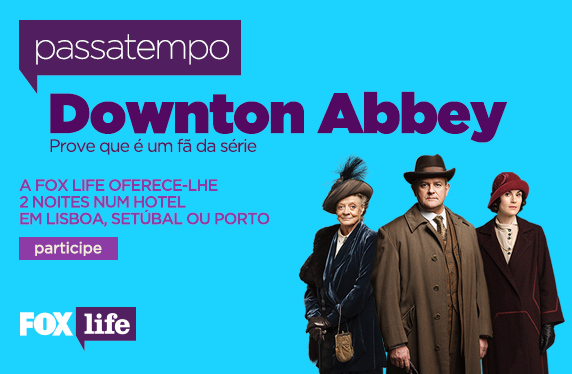 PASSATEMPO 'DOWNTON ABBEY' - FOX LIFE