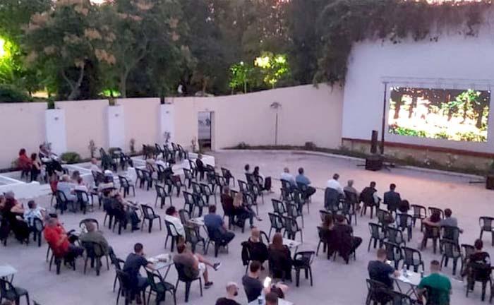 Άρτα: Άνοιξε τις πόρτες του ο Δημοτικός θερινός κινηματογράφος «Ορφέας»