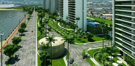O Consórcio Novo Recife deve devolver a área do Pátio Ferroviário das Cinco Pontas, no Cais José Estelita, no prazo de 30 dias para o patrimônio público / Foto: Divulgação
