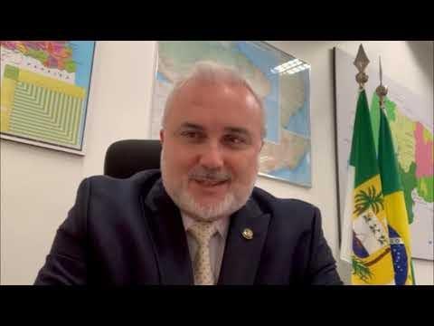 Senador Jean apresenta projetos para priorizar garis, lactantes e trabalhadores do comércio na campanha de vacinação contra a Covid