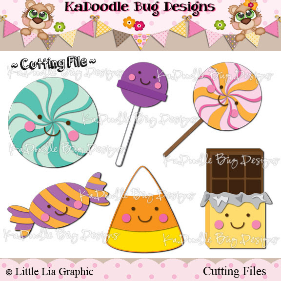 Candy-licious Cuties