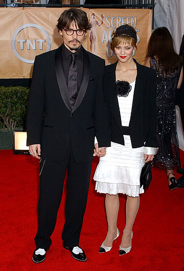 johnny depp and vanessa paradis pictures. Johnny Depp and Vanessa Paradis — they're delicious as a pairing