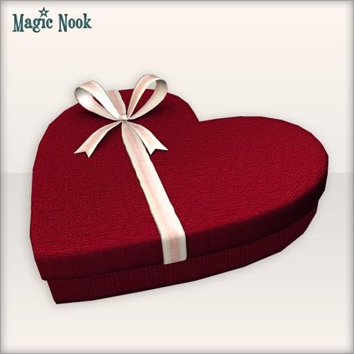 [MAGIC NOOK] Chocolate Box - Low prim version