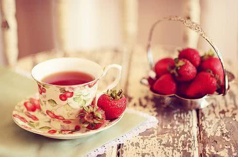 Chá de morango - Benefícios e propriedades