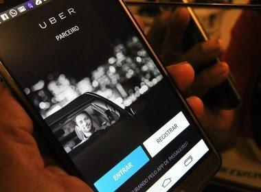 Uber começa a cobrar taxa de R$ 0,75 por viagem em todo o país