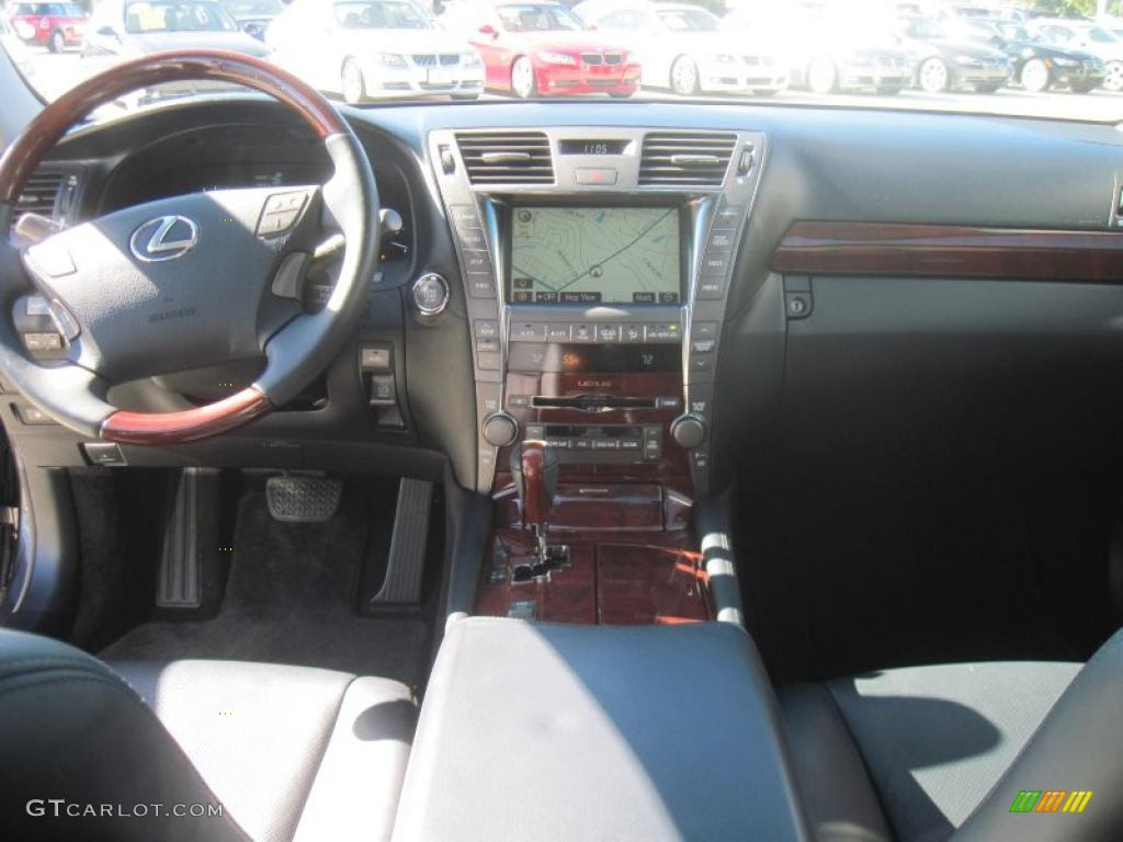 2008 Lexus LS 460 interior Photo #38828540 | GTCarLot.com