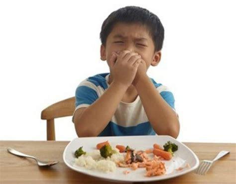 penyebab  anak suka pilih pilih makanan