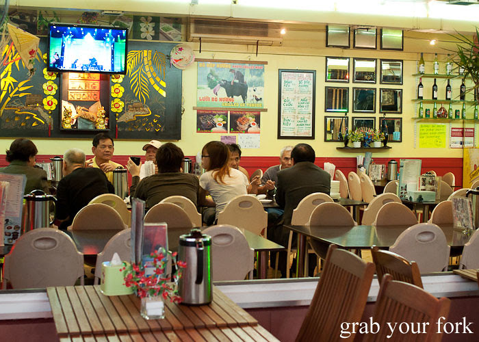 Hai au lang nuong canley vale grab your fork a sydney for Akash pacific cuisine