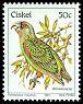 Cl: Brown-necked Parrot (Poicephalus robustus) <<Isikhwenene>>  SG 19 (1981) 35