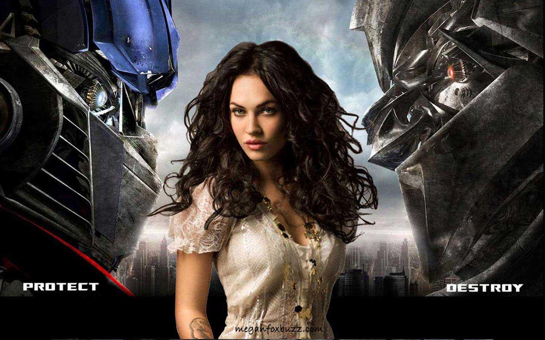 Megan Fox Wallpaper Transformers Revenge Of The Fallen WallpaperMegan For Your Desktop
