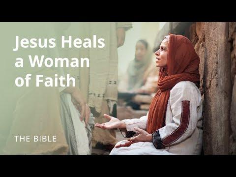 """""""Thy Faith Hath Made Thee Whole"""""""