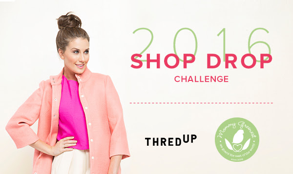 Mommy Greenest Shop Drop Challenge