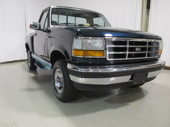1995 Ford F150 Flareside Duncan Ford Chrysler Dodge Jeep Ram