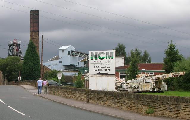 Mining Museum Ian M Geograph Britain And Ireland