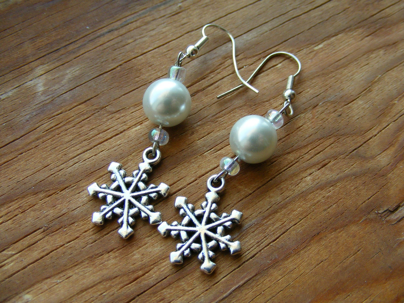 Earrings Fresh Snow