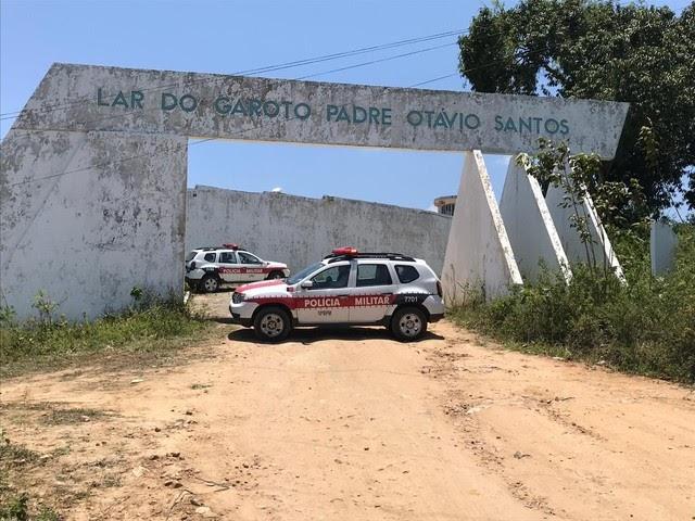 Adolescente é apreendido suspeito de assaltos e roubos de veículos em Campina Grande