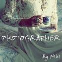 PHOTOGRAPHER By Niki 125 advert