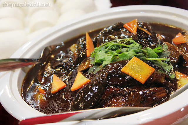 Braised Patatim with 12pcs CuaPao P680