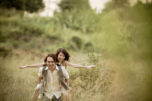 Siew Peng ~ Pre-wedding photography