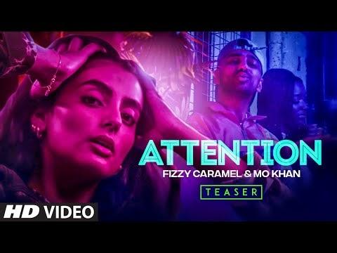 Song Teaser ► Attention   Fizzy Caramel   Mo Khan   Releasing 10 January 2021