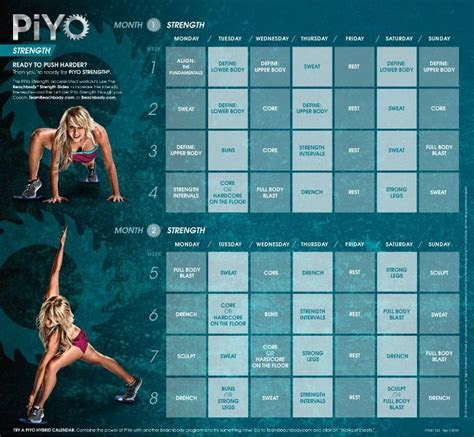piyo reviews workouts schedule results