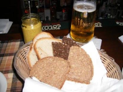 German Bread Basket at the Heidelberg