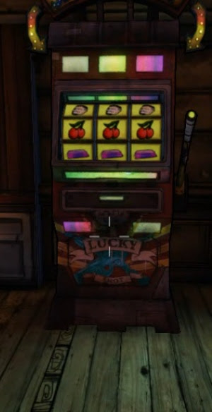 9/24/ · The slot machine is a new addition to Borderlands 2, and it allows you to spend all of your hard earned cash for the chance to win fantastic prizes.You can find two slot machines in Mad Moxxi Author: Ian Miles Cheong.