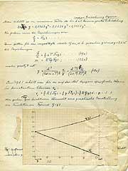 [Einstein Manuscript]