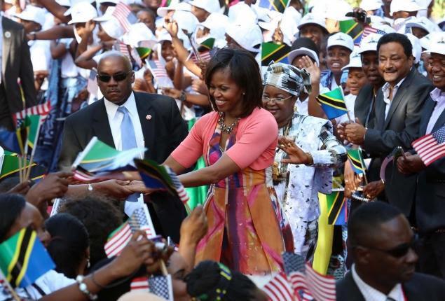 The First Family Tanzania 2013-213