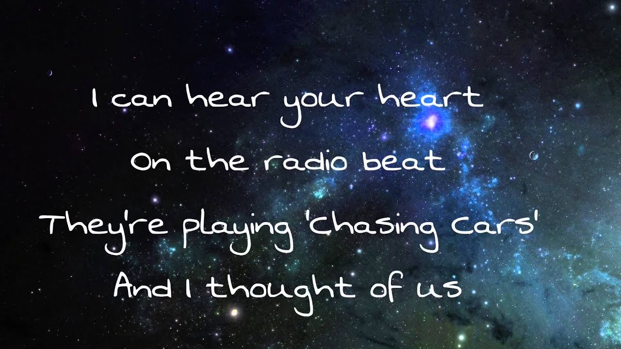 Open Your Eyes And Really See Stars >> All Of The Stars Ed Sheeran Lyrics Youtube