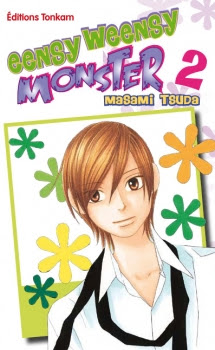 Couverture Eensy Weensy Monster, tome 2