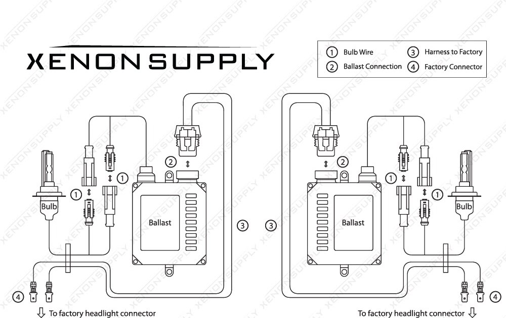Ballast Capacitor Wiring Diagram