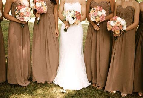Best 25  Mocha bridesmaid dresses ideas on Pinterest
