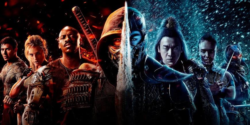 Mortal Kombat (2021) 4K Movie Online Full