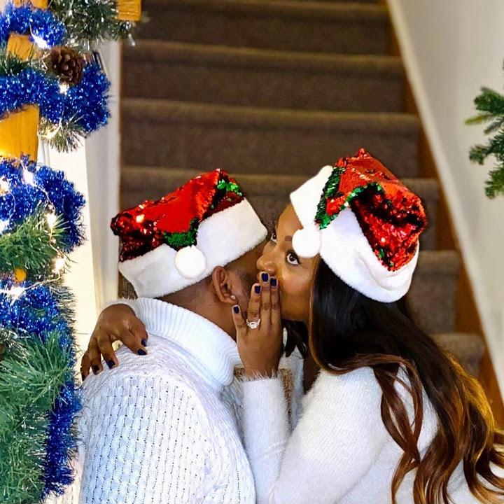 Power star, Naturi Naughton announces her engagement to a mystery man (photos)