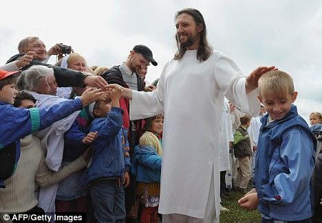Yesus Baru Muncul Dari Siberia