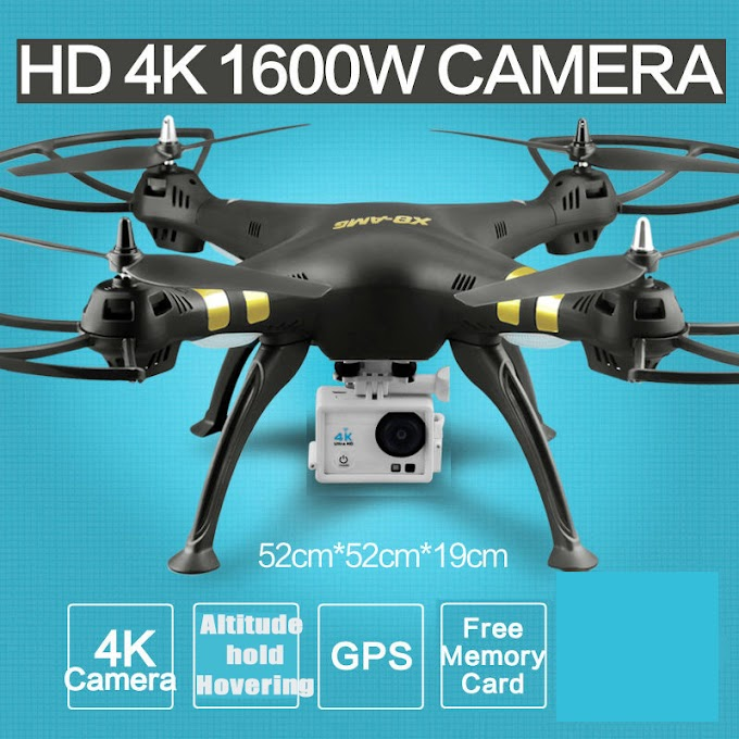 X8 profissional Quadrocopter Gps Drones with Camera HD 4K RC Plane Quadcopter race helicopter follow me x PRO racing Dron