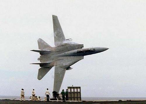 Rasante F-14 Tomcat