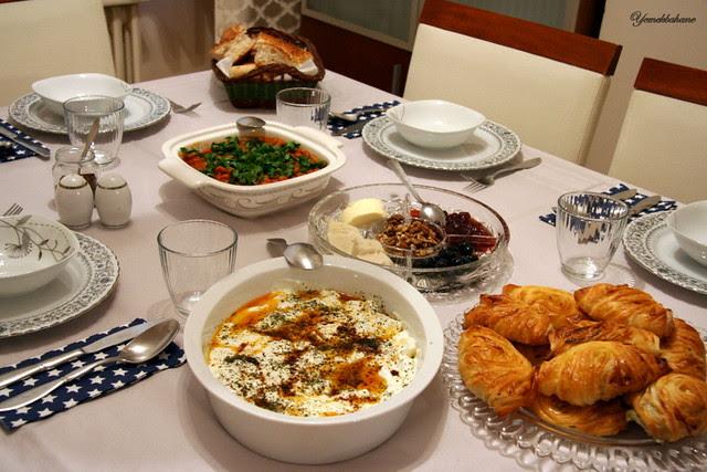 Misafir Akşam Yemeği