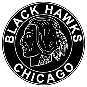 Black Hawks 1926 logo