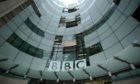 Sir Richard MacCormac's new Broadcasting House in Portland Place, London