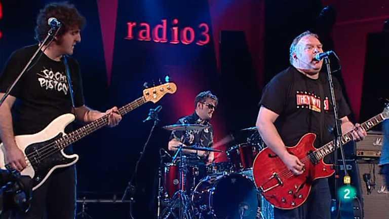 Los conciertos de Radio 3 - The Yum Yums