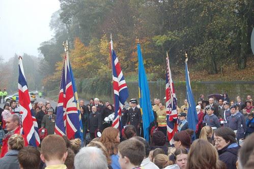 Remembrance Day Whickham Nov 11 23