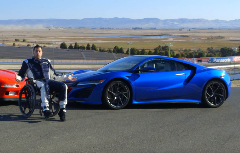 2017 Acura Nsx Images Review