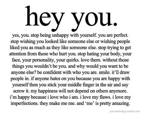 You Are Perfect Dont Stop Get It Get It