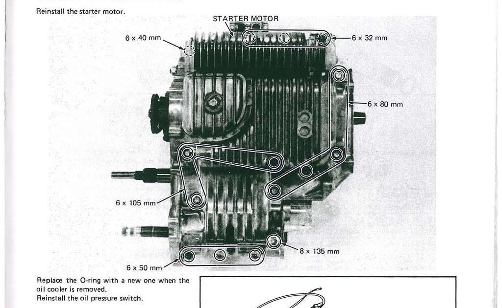 1978 Honda Cb400a Hondamatic Wiring
