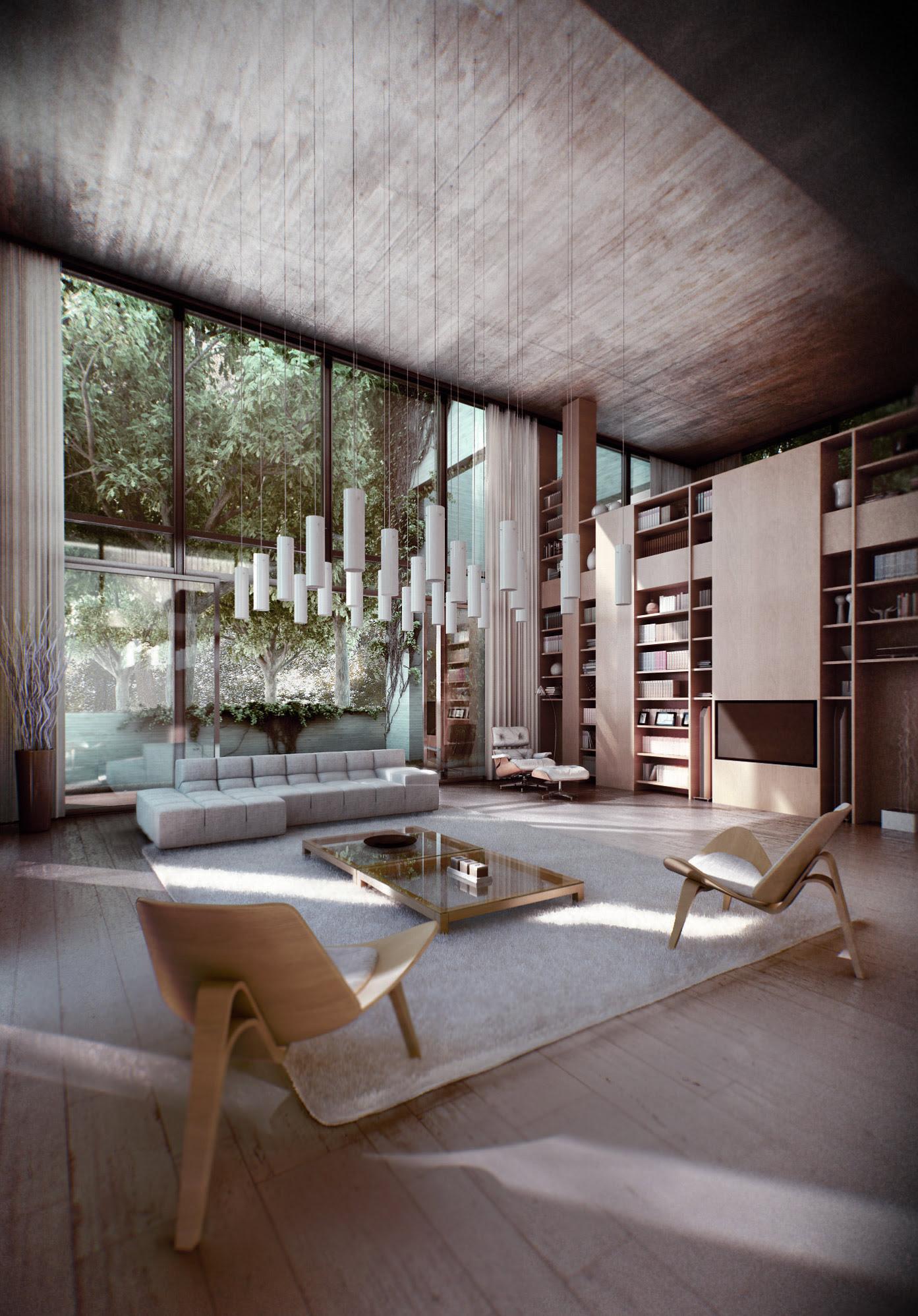 zen interior  Interior Design Ideas.