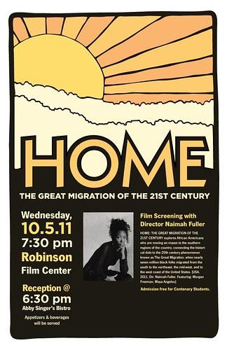 Filmmaker Naimah Fuller in Shreveport 10-5-11 by trudeau